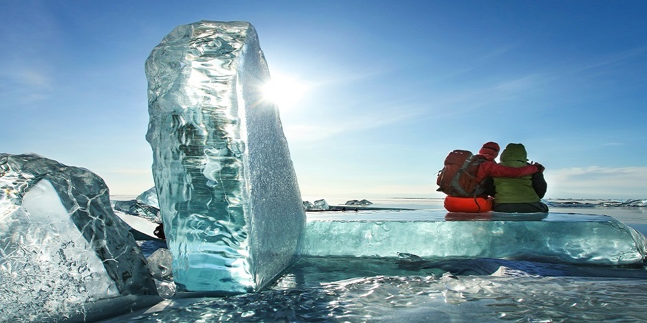 Amour de glace