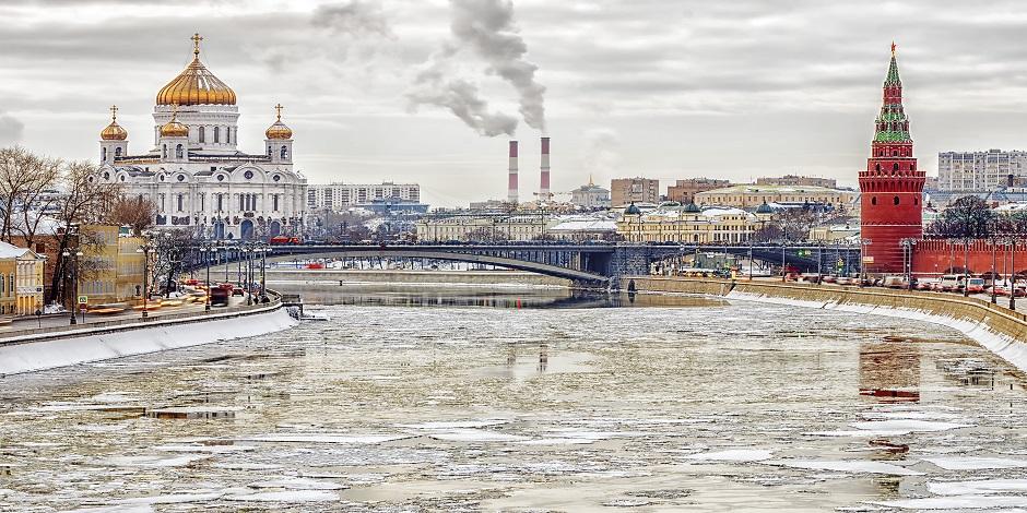 Moscou en hiver