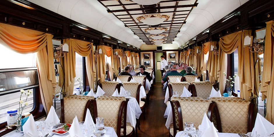 Restaurant du Train Golden Eagle