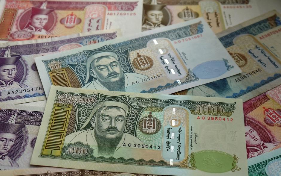 Monnaie Mongolie