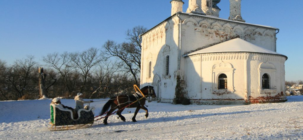 Suzdal Artic Explorer