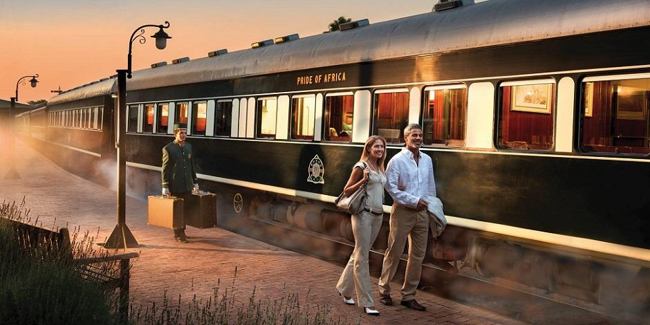 Train Rovos Rail Pride of Africa